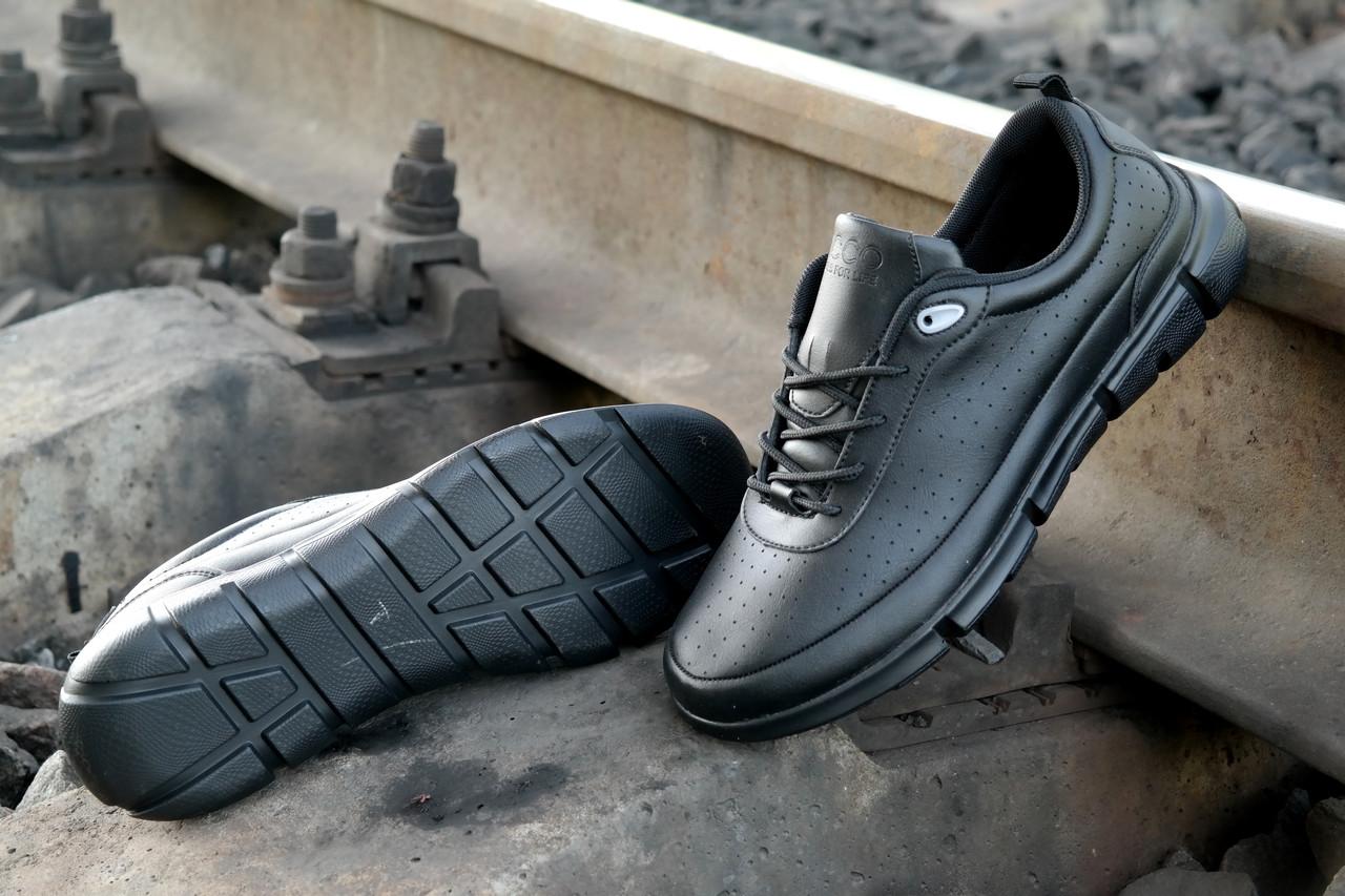 dede64a2e Мужской туфель кроссовок Ecco на пена подошве , отличное качество по  приемлемой цене