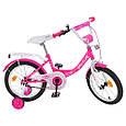"""Двухколесный велосипед  Profi Princess  14"""" Розовый, фото 3"""