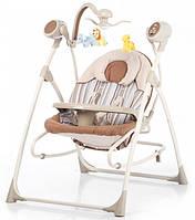 Колыбель-качеля для новорожденных 3в1 Nanny BT-SC-0005 с пультом, фото 1