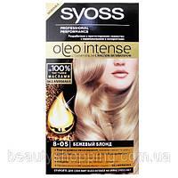Syoss Oleo Intense 8-05 Бежевый Блонд