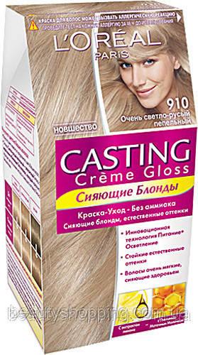 Краска для волос кастинг цена