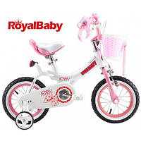 Детский велосипед Royal Baby Princess Jenny Girl Steel RB18G-4