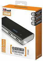 УМБ (Powerbank) Trust Primo 10000mAh чёрный, фото 1
