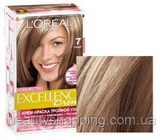 L'oreal Excellence Creme 7 Русый