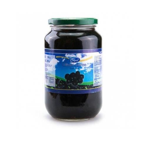 Оливки черные без косточки Dripol 1 л /6 в ящ
