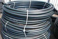 Труба полиэтиленовая магистральная 20мм, 10атм,100 м, фото 1