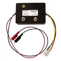 Устройство для проверки регуляторов генераторов с выходом DFM