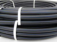 Труба полиэтиленовая магистральная 32мм, 6 атм, длина 100 метров, EVCI PLASTIK, фото 1