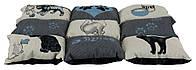 37076 Trixie Black Patchwork Cat Подстилка, 55х45 см