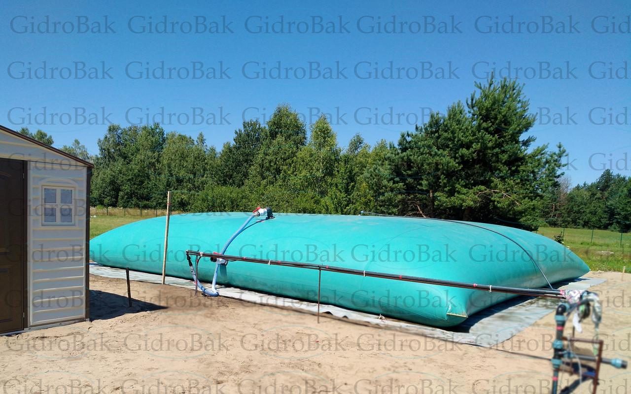 Резервуар для сточных вод Гидробак 60 м.куб.