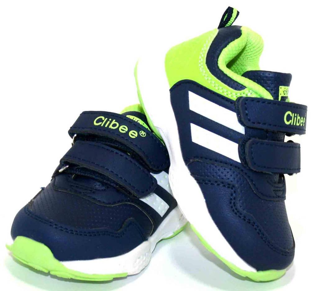 Детские кроссовки для мальчиков Clibee Польша размеры 20-25