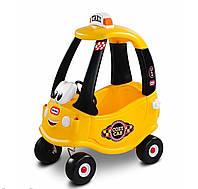 Машинка каталка самоходная Такси Little Tikes 172175