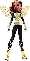 "Кукла Супер герои Шмель Бамблби Mattel DC Super Hero Girls Bumble Bee 12"" Action Doll, фото 1"