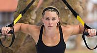 Подвесная система ремней для фитнес тренировки