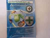 Био-инсектицид Актоцид 30 мл — для уничтожения вредителей , фото 1