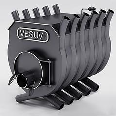 Печь Булерьян Vesuvi с варочной поверхностью (27 кВт, до 850 куб.м)