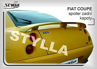 Спойлер багажника тюнинг Fiat Coupe