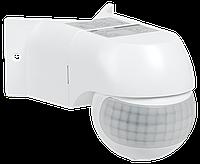 Датчик движения ДД 016 белый 800Вт 180гр 12м IP44 IEK