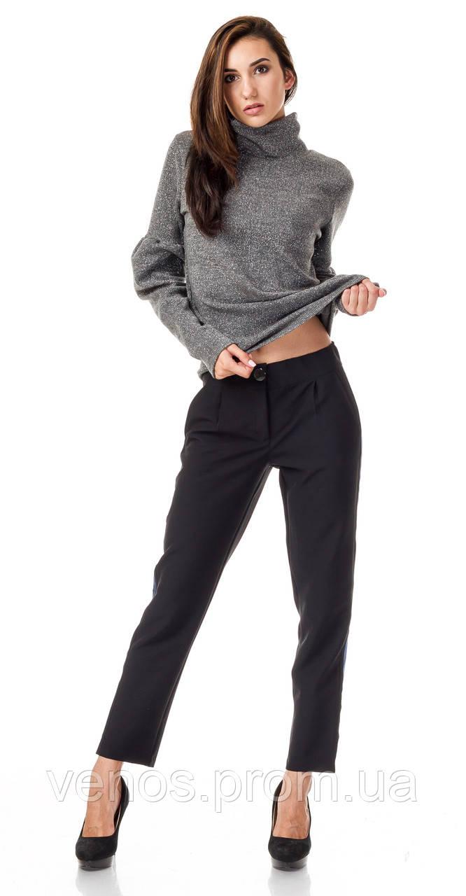 Женские укороченные брюки. БР026