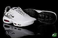 Чоловічі Nike Air Max Plus Tn Ultra білі (реплика)