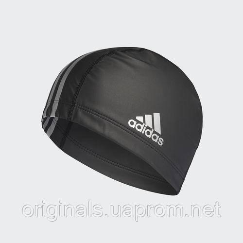 Шапочка для плаванья Adidas 3 stripes F49116