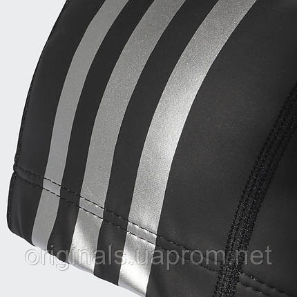 Шапочка для плаванья Adidas 3 stripes F49116, фото 2