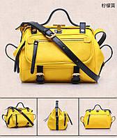 Стильная качественная сумка BINNITU 6 цветов, фото 1