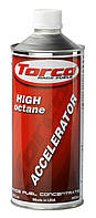 Присадка октан бустер для бензина Torco Accelerator бустан 945мл, фото 1