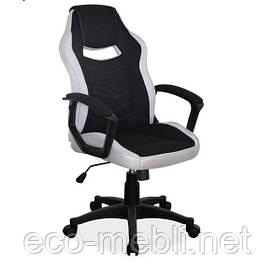 Геймерське поворотне крісло для ігор Camaro szary Signal