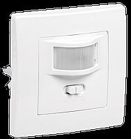 Датчик движения ДД 030 белый 500Вт 160гр 9м IP20 IEK (LDD12-030-500-001)