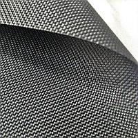 Ткань  для рулонных штор Скрин темно серый