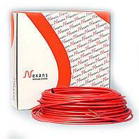 Двухжильный кабель для систем снеготаяния Nexans Red Defrost Snow  TXLP/2R 1270Вт-28 Вт/м 45.4м
