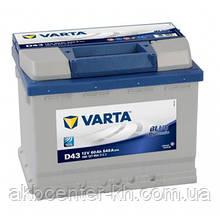 Автомобильные аккумуляторы VARTA 6CT-60Aз 540A L