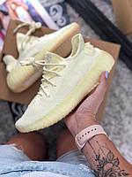 Женские кроссовки Adidas Yeezy Boost 350 V2 , Реплика ААА+, фото 1