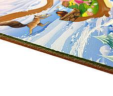 """Детский развивающий коврик HappyKinder """"Disney Heroes PREMIUM XXL""""  2500х1200х12 мм (KD-XXL Premium), фото 2"""