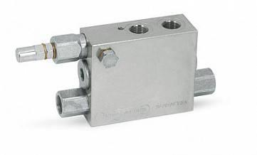 Клапан переворота плуг VRAP 60/80 DE, фото 2
