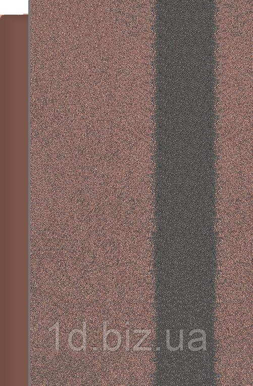 Коньково- Карнизная черепица ROOFMAST, коричневый