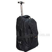 Удобный рюкзак на колесах среднего размера M, фото 1