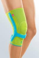 Спортивный бандаж для коленного сустава с пателлярным ремнем medi Genumedi PSS
