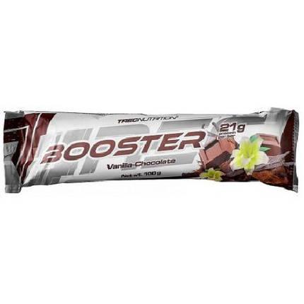 Протеїновий батончик Trec Nutrition Booster Bar 100 g, фото 2