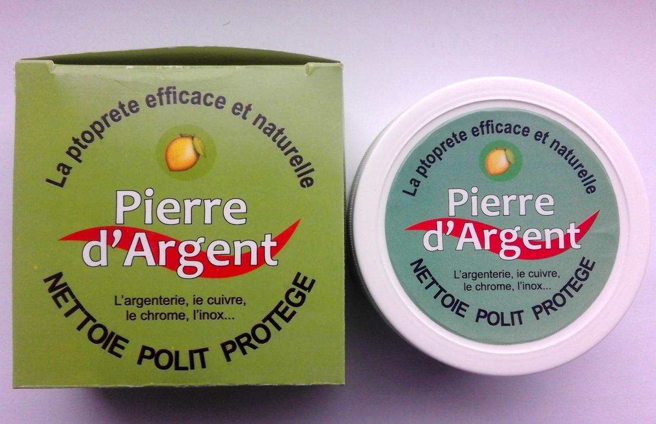 Pierre d'Argent - универсальное чистящее средство 1+1=3