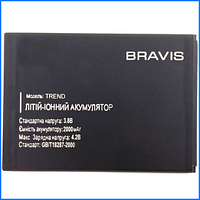 Аккумулятор (батарея) Bravis TREND