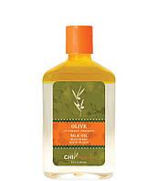 CHI Olive organics OLIVE & SILK Масло для волос и тела 251 мл