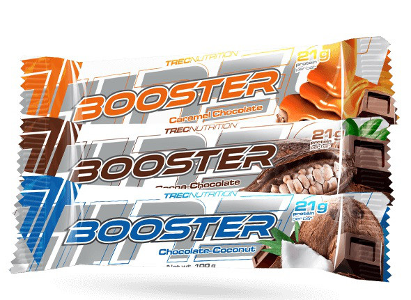 Протеїновий батончик Trec Nutrition Booster Bar 100 g