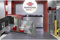 Камера Frankonia EDTC для испытаний систем электроприводов E-Drive с внешним нагрузочным стендом