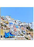 Фотокартина на холсте Греция, 30*30 см