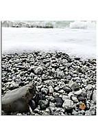 Фотокартина на холсте Морская пена, 30*30 см