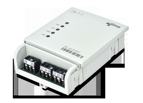 Модуль интерфейсов CM-1-3