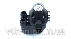 Реле давления с встроенным манометром Italtecnica PM 5-3W