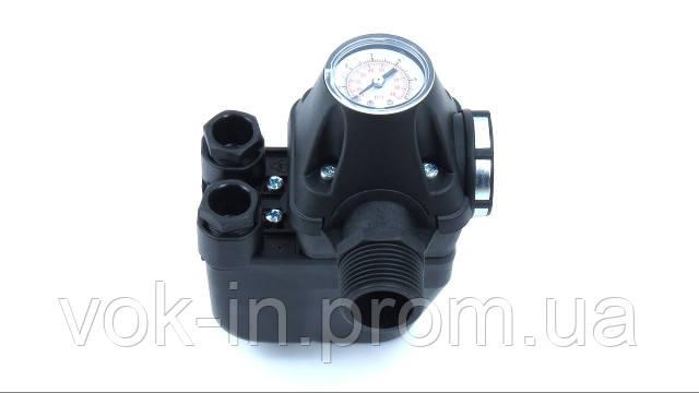 Реле давления с встроенным манометром Italtecnica PM 5-3W, фото 2